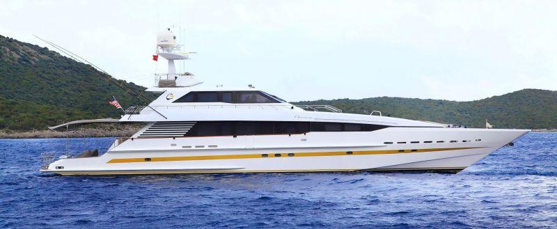 Obbessıon Motoryacht