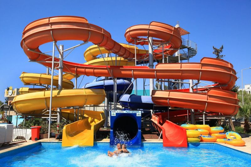 Yalı Castle Aquapark