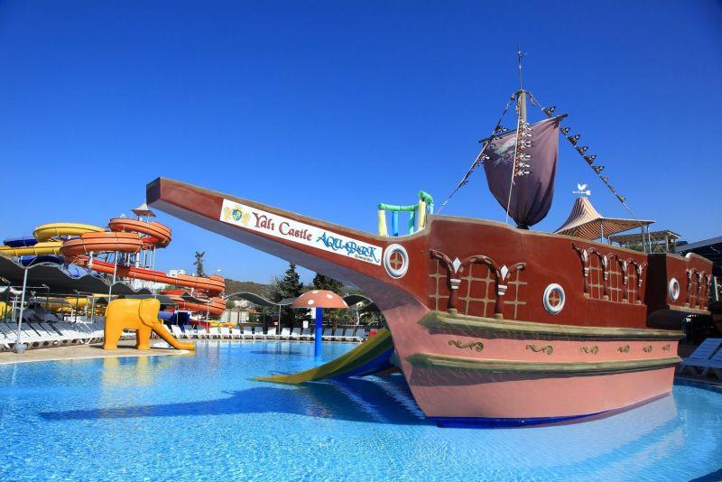 Yalı Castle Aquapark
