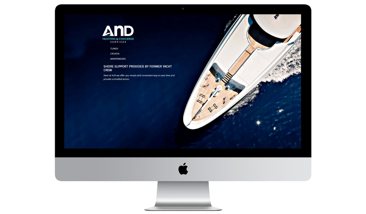AND Yachtıng&Concıerge