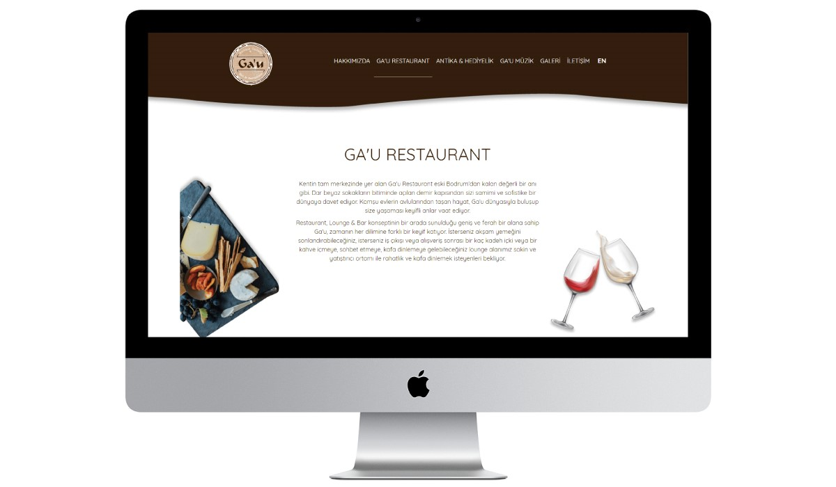 Gau Antıque Restaurant