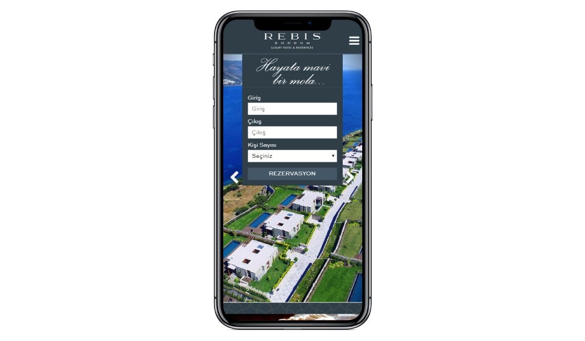 Rebıs Bodrum Luxury Hotel & Resıdences