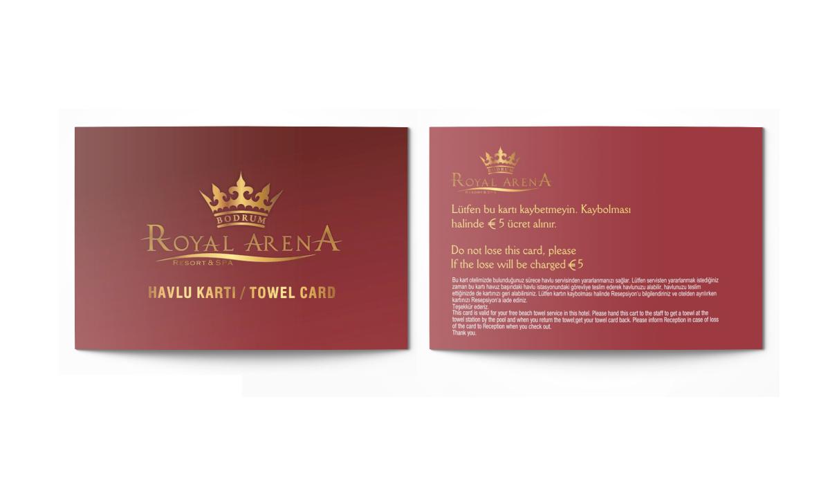 Royal Arena Hotel - Beach - Spa